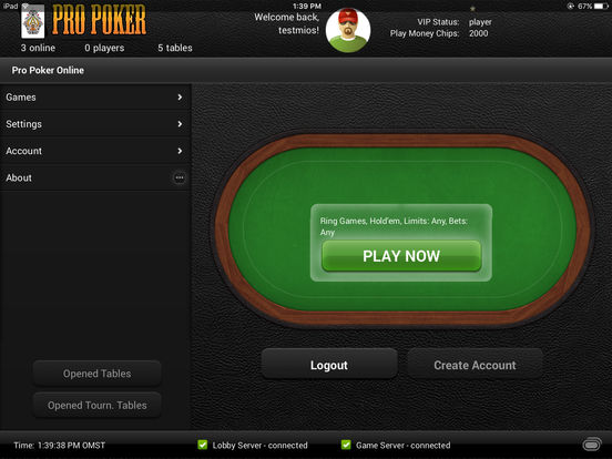 Pro Poker Online screenshot 5