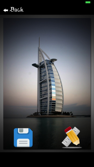 Dubai Wallpaper iPhone Screenshot 5
