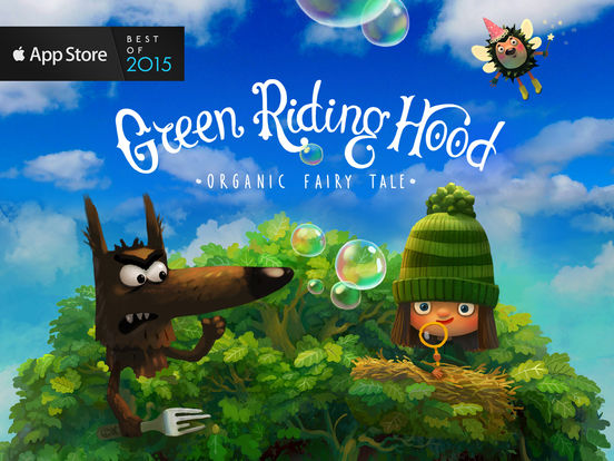 Green Riding Hood For iOS Is Free For The First Time