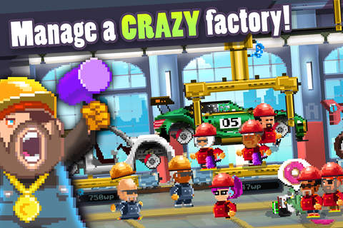 Motor World: Car Factory screenshot 2