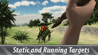 Prehistoric Animal Hunter 3D Full screenshot 3