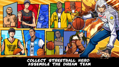 Streetball Hero screenshot 2