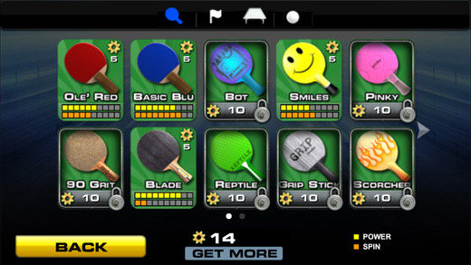 World Cup Table Tennis™ Screenshots