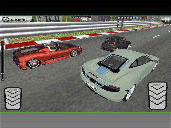 Real Sports Car racing Simulator 3D screenshot 8