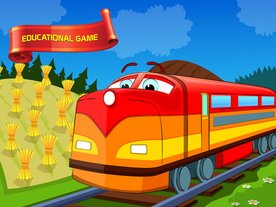 Creativity Trains для iPad