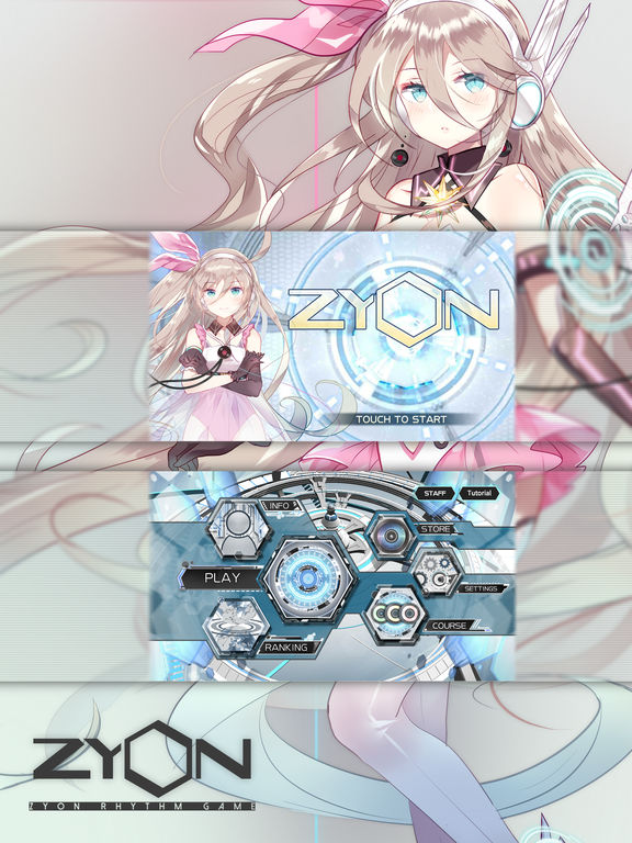 Zyon_RhythmGame Screenshots