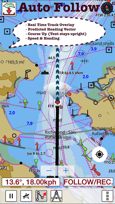 App shopper gps fishing maps sports for Florida fishing app
