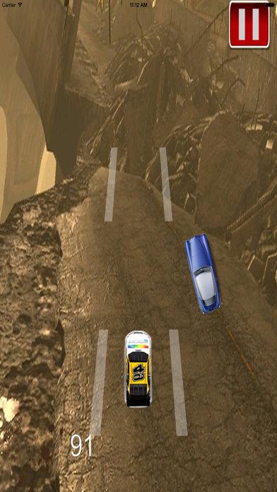 A Big Car Above Highway Pro : Four Wheels screenshot 4