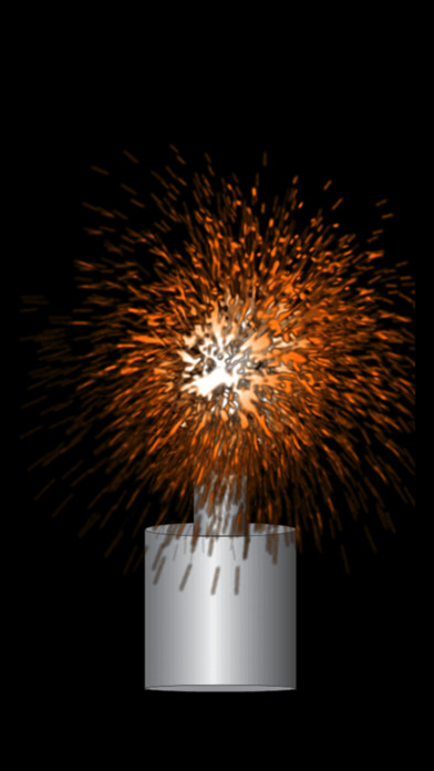 Screenshot for Petard Fireworks Sparkler - Fireworks Arcade in United States App Store