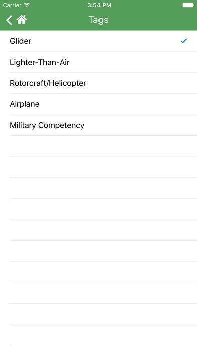 FAA Test Prep - Commercial Pilot (COM) iPhone Screenshot 5