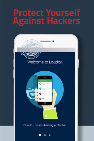 LogDog – Mobile Security screenshot 1