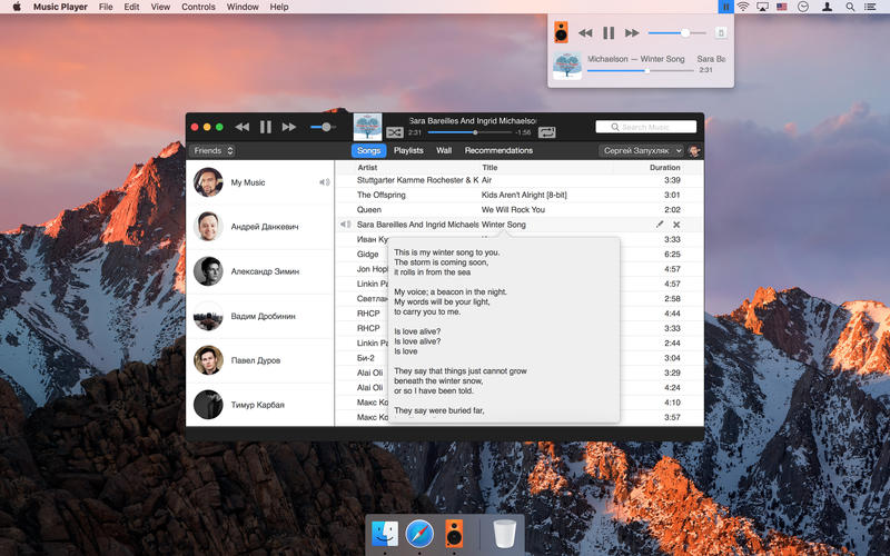 how to download free music on mac