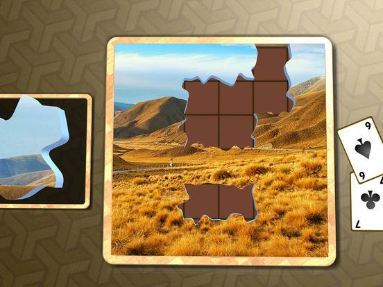 Jigsaw Solitaire New Zealand screenshot 9