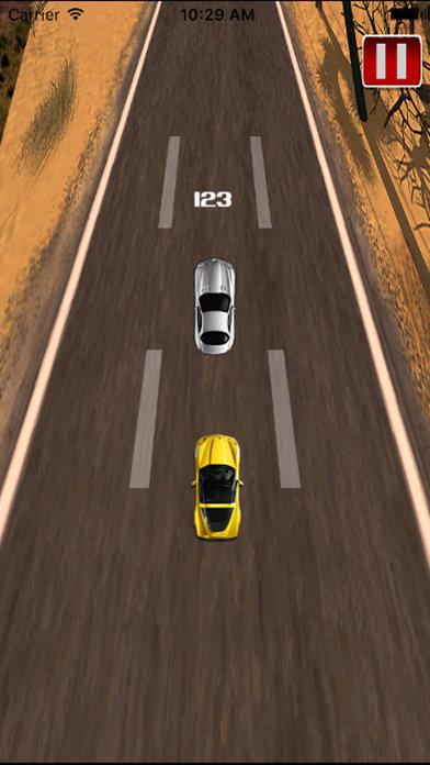 A Car Speedway Universal : Above Highway screenshot 2