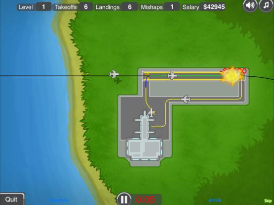 Airport Madness Mobile Free iPad Screenshot 2