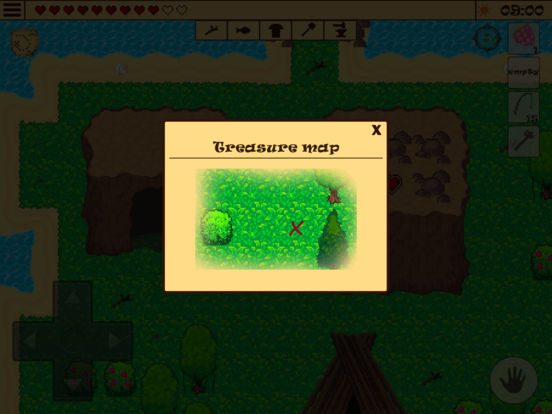 Игра Survival RPG - The lost treasure adventure