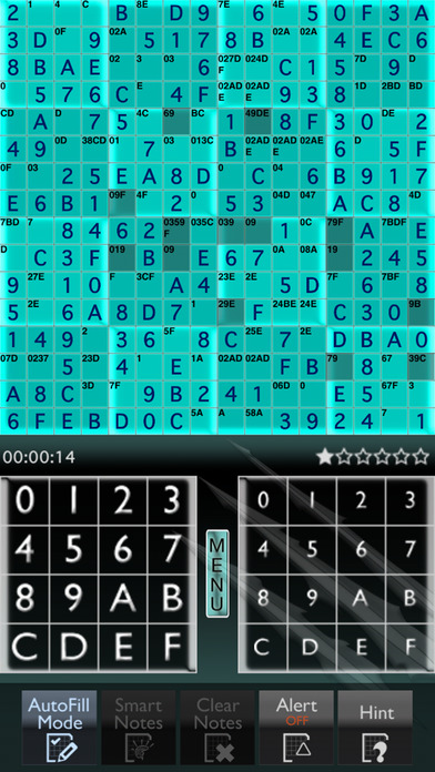 Sudoku 16x16 Monster iPhone Screenshot 3