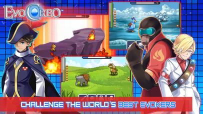 EvoCreo - A Monster Capture RPG screenshot 2