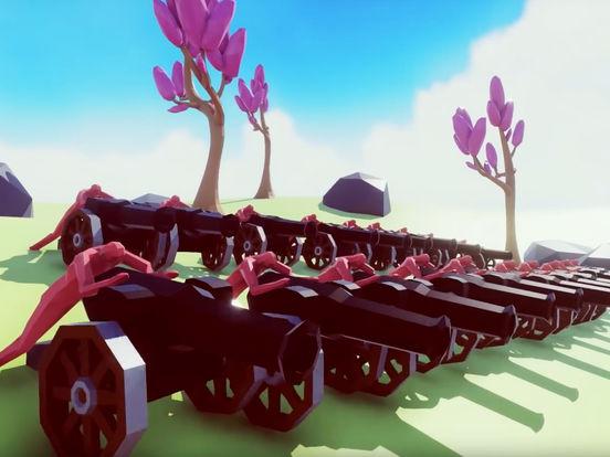t.a.b.s - Multiplayer Battle* Simulator screenshot 6