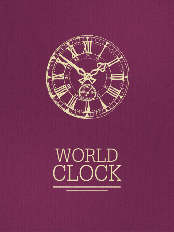 World Clock - All Cities Screenshots