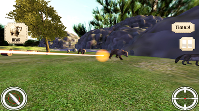 Jungle animals Hunting Pro screenshot 3