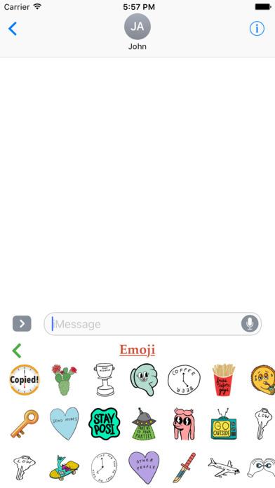 Pinmoji screenshot 3