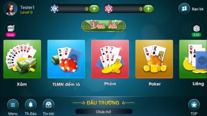 Screenshot 4 Vua bai — Game bai online