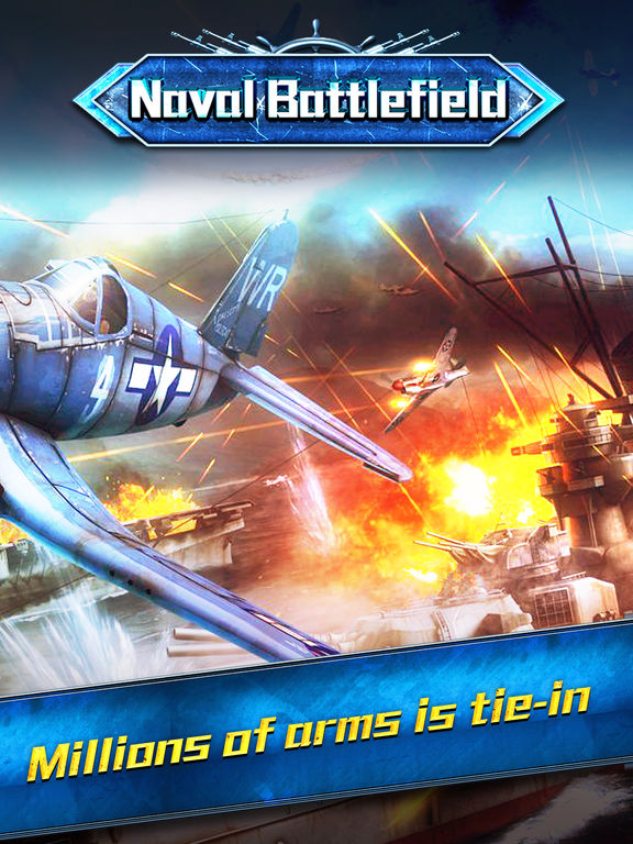 Screenshot #2 for Naval battlefield:Domination the Oeacn