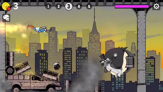 LimpHeroes - Смешная физическая игра! Screenshot