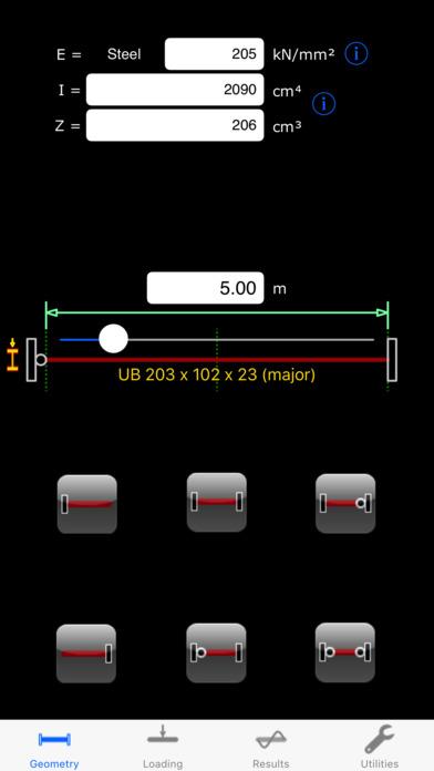 CASA-Beam iPhone Screenshot 1