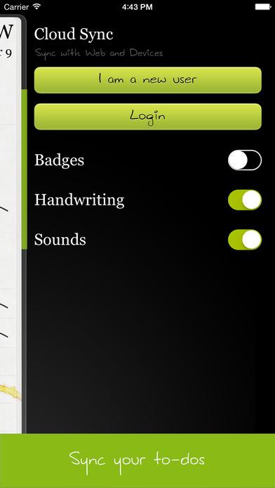 Do it (Tomorrow) HD iPhone Screenshot 4