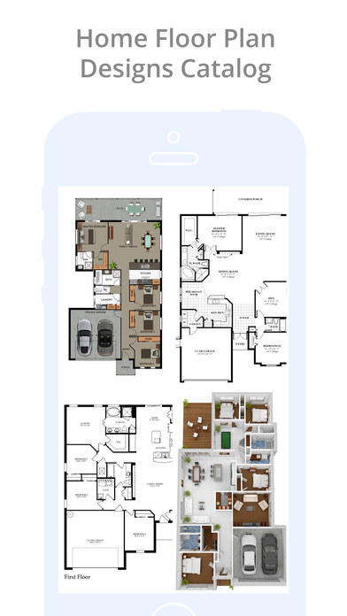 App Shopper Home Floorplan Designs Catalog Catalogs