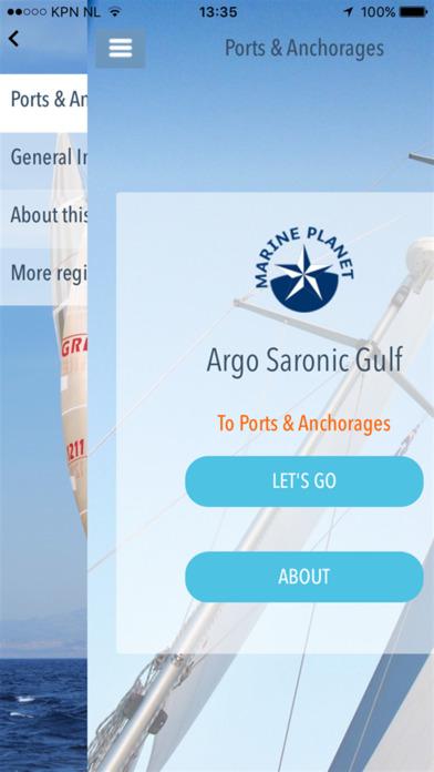 Marine Planet Argo-Saronic screenshot
