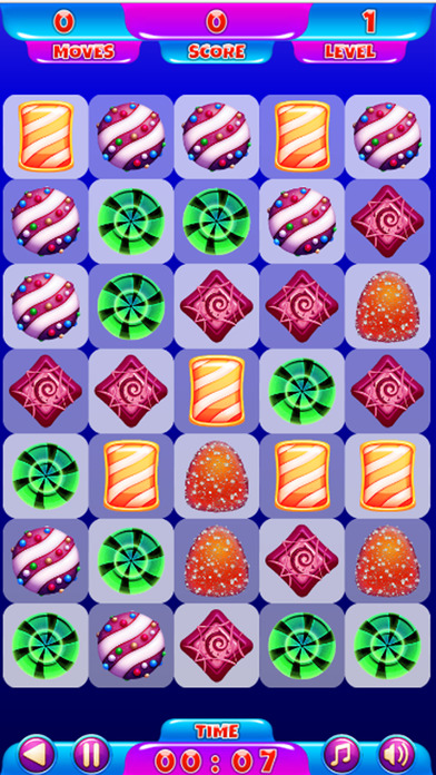 crafty candy club cruncher screenshot 3