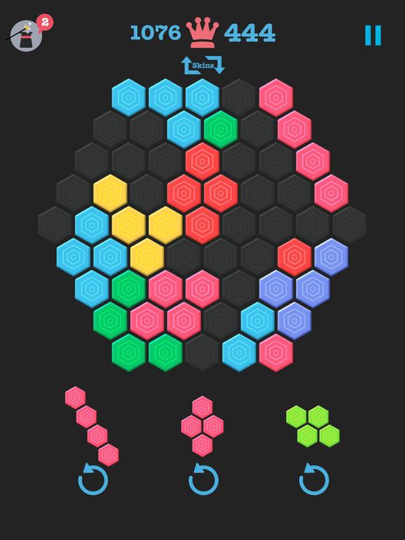 10101010: Block Puzzle 10/10 Color Brick Scalescreeshot 2