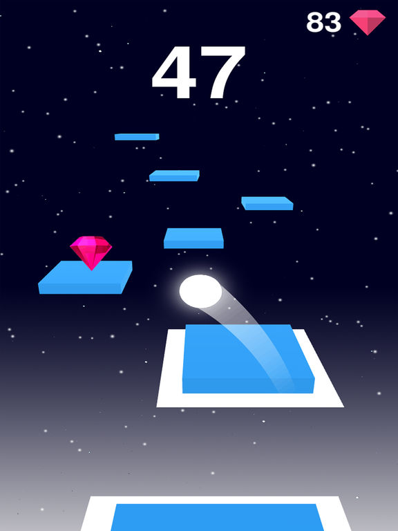 Space Hop для iPad