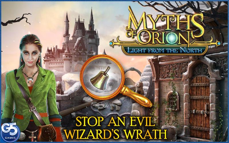 mythsoforion.mac.free Screenshot - 1