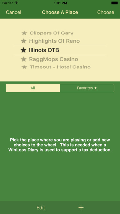 WinLoss • Slot Player's Diary iPhone Screenshot 3