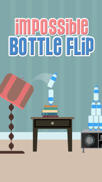 Impossible Bottle Flip screenshot 1