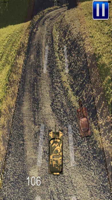 Amazing Career Of War Tanks : Broken Track screenshot 3