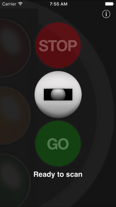 RoBOT StopLight iPhone Screenshot 1