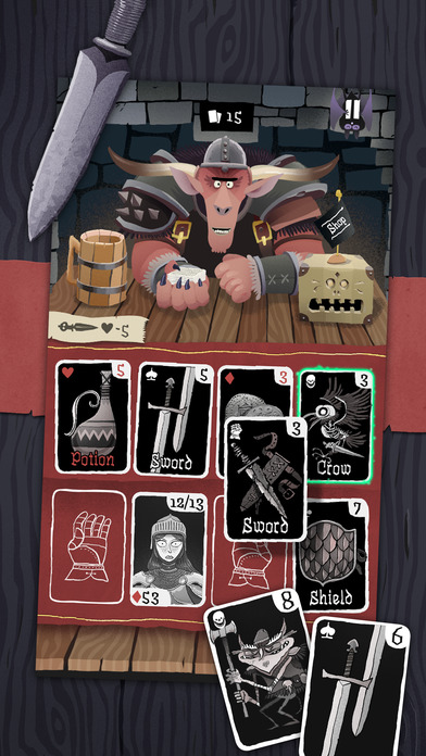 Card Crawl Screenshots