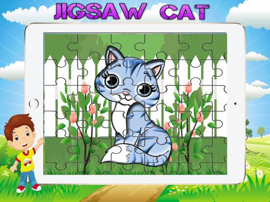 Мультфильм Кошки Пазлы Скриншоты3