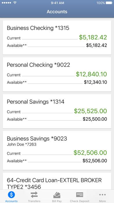USE Credit Union iPhone Screenshot 5
