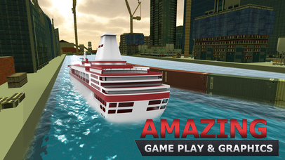 App Shopper Cruise Ship Parking Simulator Amp Boat Sailing