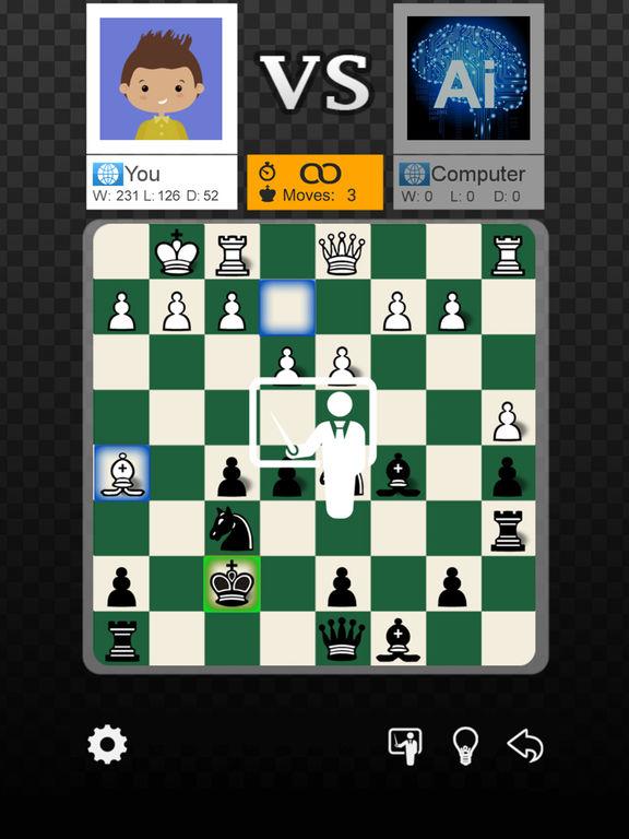 Chess : Free Скриншоты8