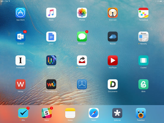 Как сделать так чтобы экран айпада переворачивался