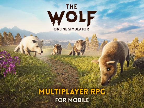 The Wolf: Online RPG Simulatorscreeshot 1