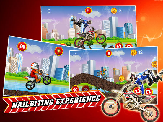 Trial Extreme Bike Racing screenshot 9