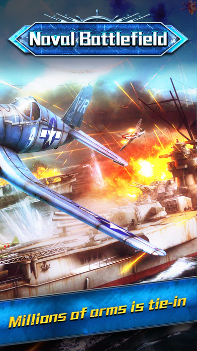 Screenshot #6 for Naval battlefield:Domination the Oeacn